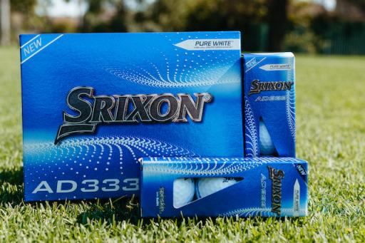 Srixon release TENTH GENERATION AD333 golf ball series