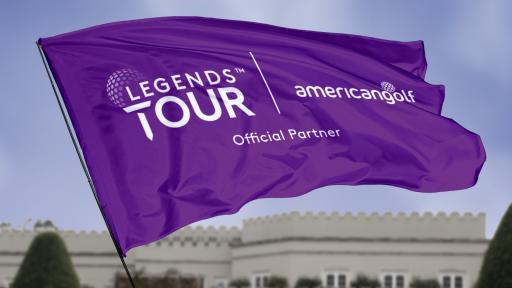 Legends Tour announces American Golf as Official Partner