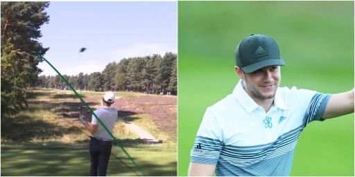 WATCH: Long drive BLOOPERS from BMW PGA Championship Pro-Am