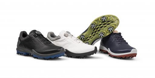 ECCO Golf launches stunning BIOM G3 golf shoe