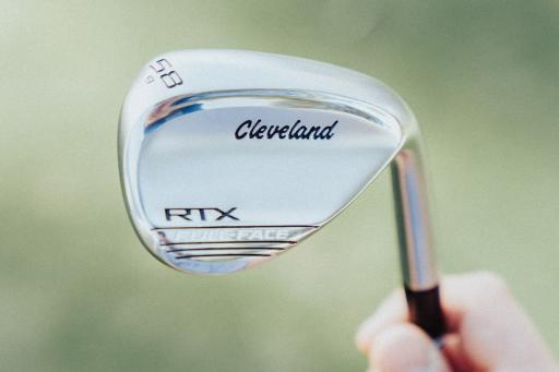 Cleveland launches new RTX Full-Face Wedges: FIRST LOOK
