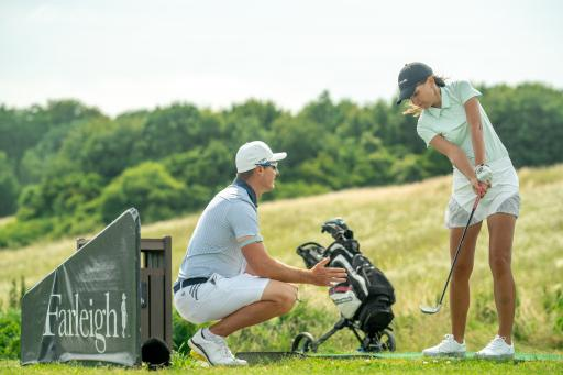 Women's golf takes central stage at Farleigh Golf Club