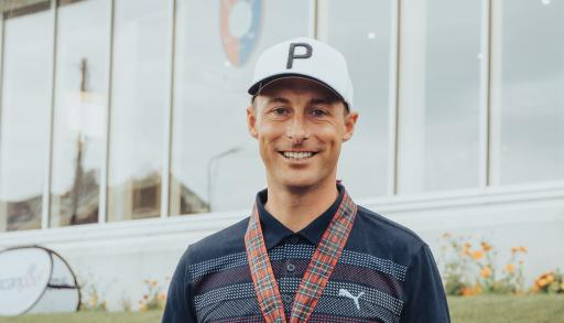 """""""This moment won't be topped"""": Amateur James White on winning Leven Gold Medal"""