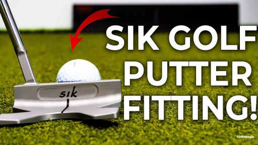 Sik Golf Putter Fitting - Why should you get fitted for your putter?