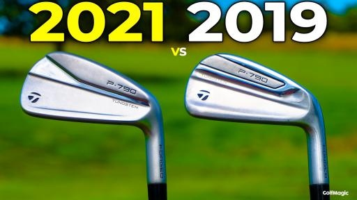 2021 TAYLORMADE P790 VS 2019 TAYLORMADE P790! IS NEW ALWAYS BETTER?!