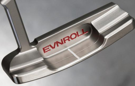 Evnroll add five putters to line-up for 2018