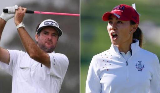 Solheim Cup: Bubba Watson INSISTS he's not faking enthusiasm