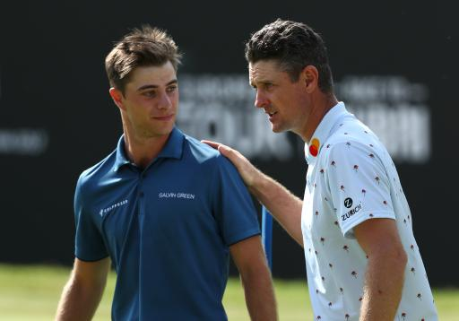 Guido Migliozzi on dream pairings with Rory McIlroy and Justin Rose