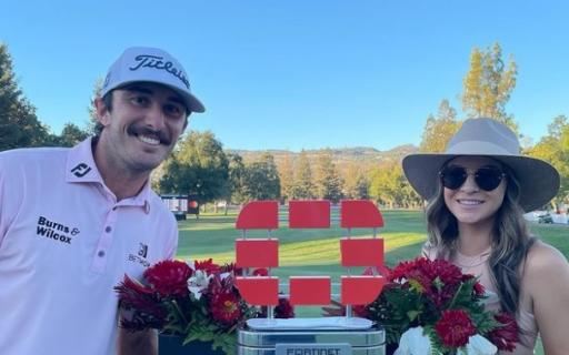 How much Max Homa and others won at the PGA Tour's Fortinet Championship