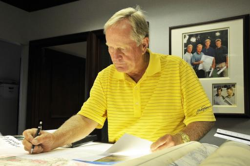 Jack Nicklaus to design new signature golf course in Saudi Arabia