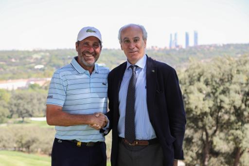 Jose Maria Olazábal to modernise Seve Ballesteros golf course