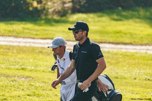 Galvin Green re-signs European Tour player Laurie Canter for 2021 season