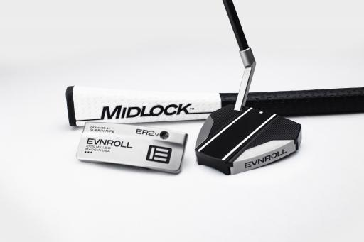 Evnroll introduces NEW Midlock putters to offer a simplified armlock method