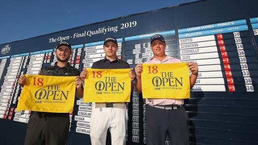The Open: 12 players qualify for Royal Portrush through qualifying