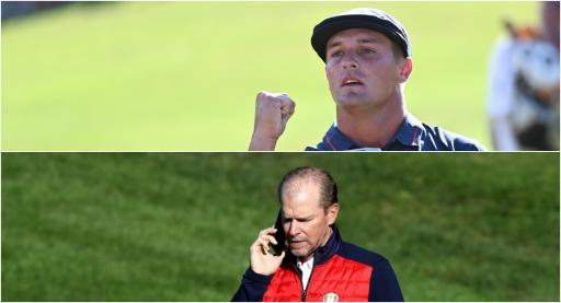 Ryder Cup 2021: Who partners Bryson DeChambeau at Whistling Straits?