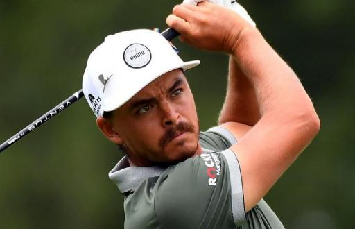Rickie Fowler confirms he has switched into graphite irons on the PGA Tour