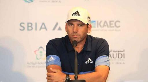 Sergio Garcia returns to Saudi event but DROPS huge appearance fee!