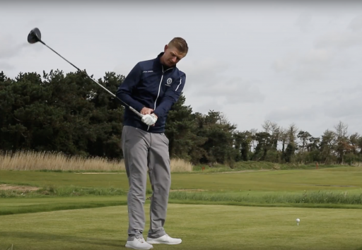 WATCH: How to bow the left wrist to stop hitting it right