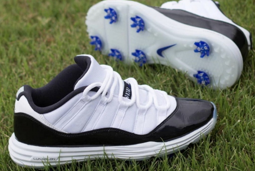 Malbon shares what appears to be a new Nike golf shoe