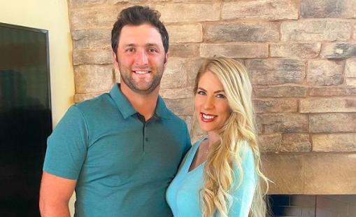 Who is Jon Rahm's wife?: Meet college sweetheart Kelley Cahill