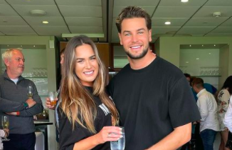 Ladies Tour player Annabel Dimmock now dating Love Island legend Chris Hughes