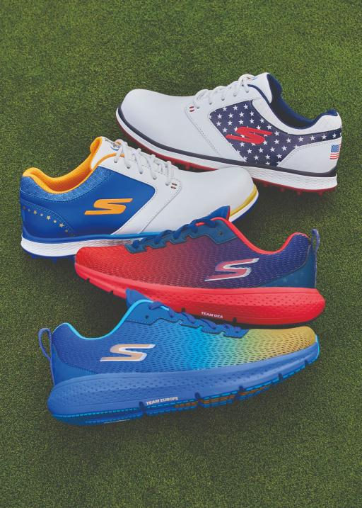 Skechers named official team footwear supplier of the 2021 Solheim Cup