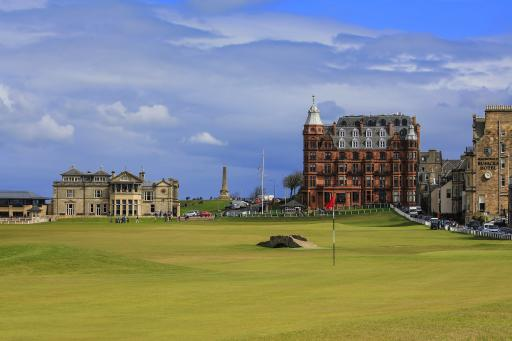 Topgolf Entertainment Group form new long-term partnership with St Andrews Links