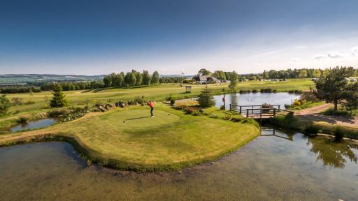 Award-winning Scottish golf club on sale for over £1.4 million