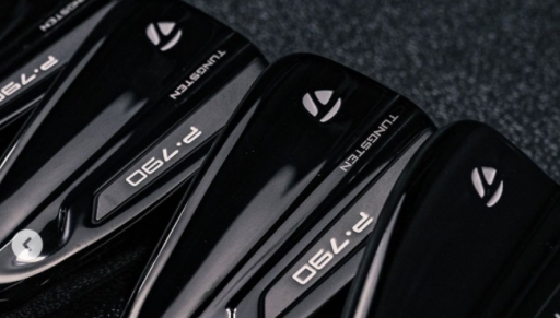 TaylorMade release P790 irons in a new BLACK design