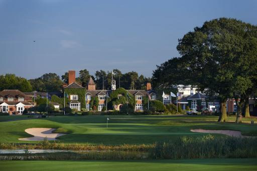 Goldman Sachs to purchase The Belfry for £140 MILLION!