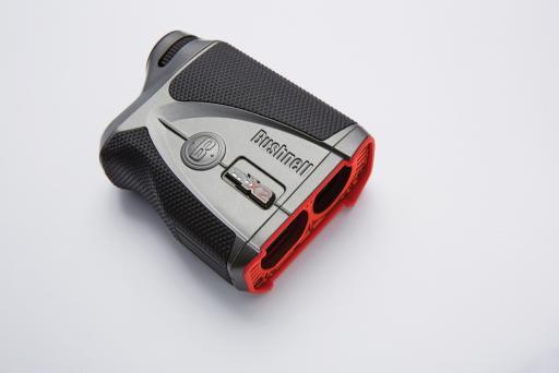 Bushnell reveal Pro X2 laser golf rangefinder