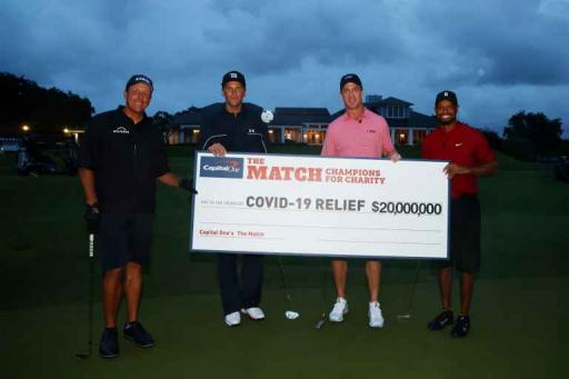 The Match 2 draws biggest golf audience EVER