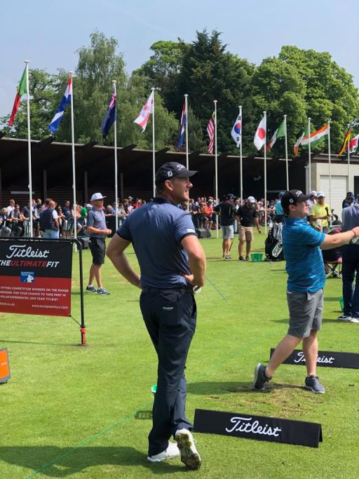 Titleist Ultimate Fit proves another success at BMW PGA