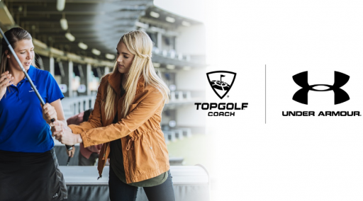 Under Armour forges strategic partnership with Topgolf