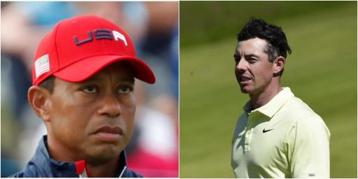 Tiger Woods and Rory McIlroy in Top 10 MOST VALUABLE sponsorships in sport