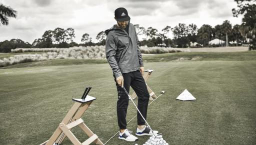 On course, off course, adidas Golf's adicross line has you covered in 2018