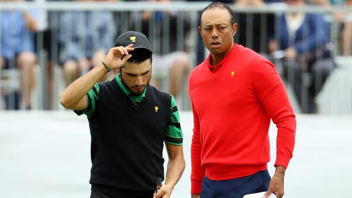Abraham Ancer cools Tiger Woods 'controversy'