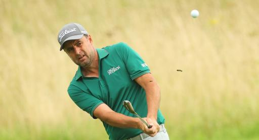 Richard Bland sets the early pace at the Cazoo Classic at London Golf Club