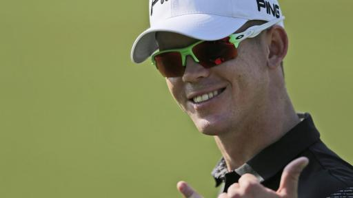 WATCH: European Tour gives Brandon Stone 500 balls to make hole-in-one