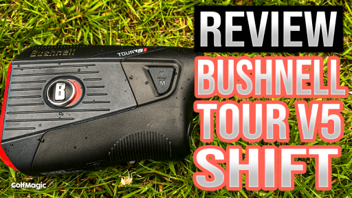 Bushnell Tour V5 Rangefinder Review: Should they be allowed on the PGA TOUR?