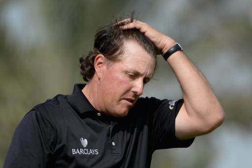 Mickelson gets SLAUGHTERED on Twitter for favouring Saudi over Phoenix