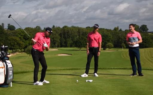 Three EFFORTLESS moves to help senior golfers hit LONGER drives