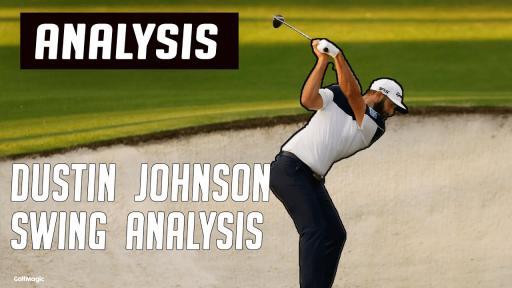 Dustin Johnson: Breaking down The Masters champion's swing
