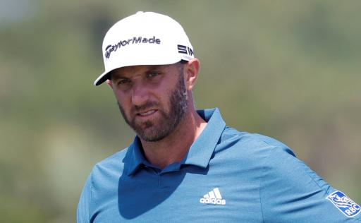 Dustin Johnson hits the front at the Palmetto Championship