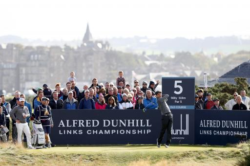 How much every player won at the Alfred Dunhill Links Championship