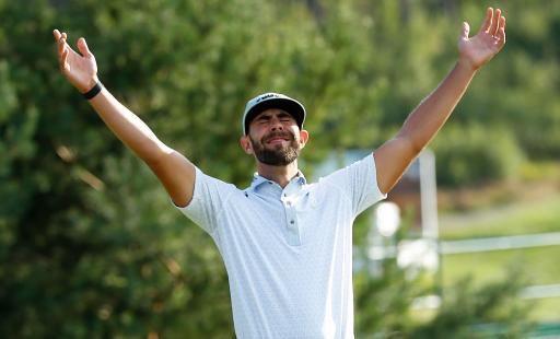 Ecco golf signs Erik van Rooyen