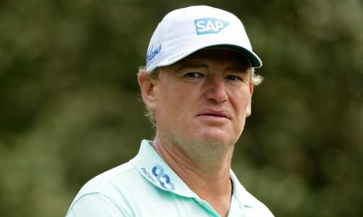 REVEALED! The time Ernie Els beat up a fellow Tour pro on a private jet