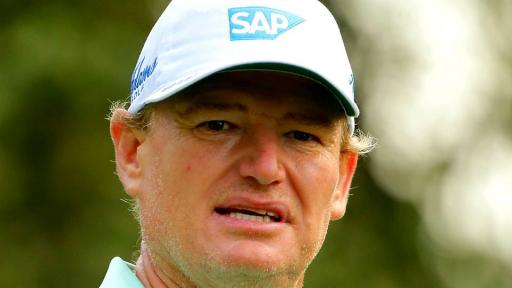 """Ernie Els on playing The Masters: """"It was a f****** nightmare for me"""""""