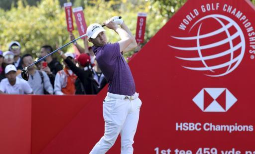 Matthew Fitzpatrick takes the lead in Shanghai
