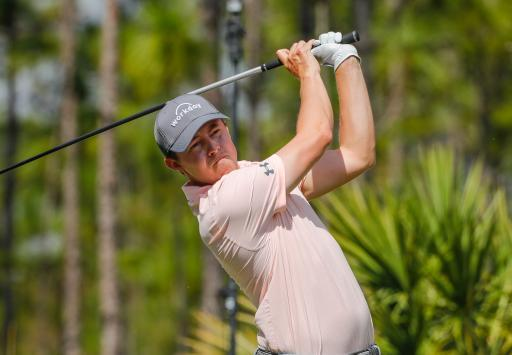 Matthew Fitzpatrick HITS OUT at airline after his club snaps